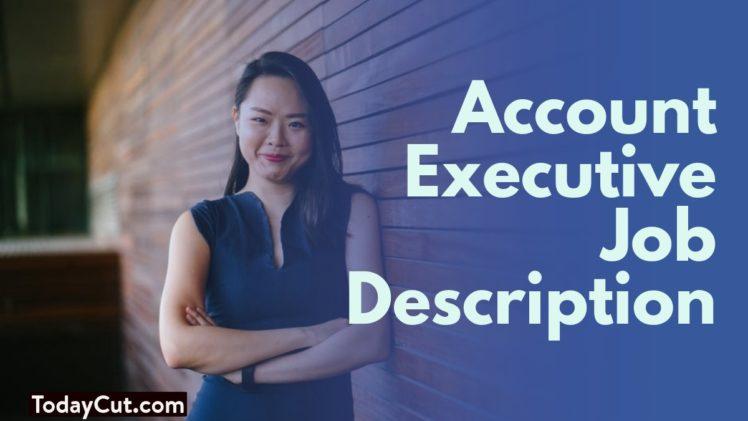 account executive job description pdf