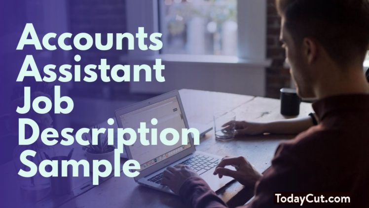 accounts assistant job description