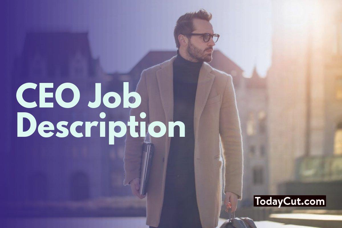 ceo job description  ceo duties  u0026 responsibilities  ceo salary