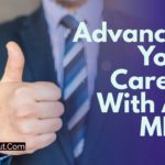 advance your career with an MBA Degree