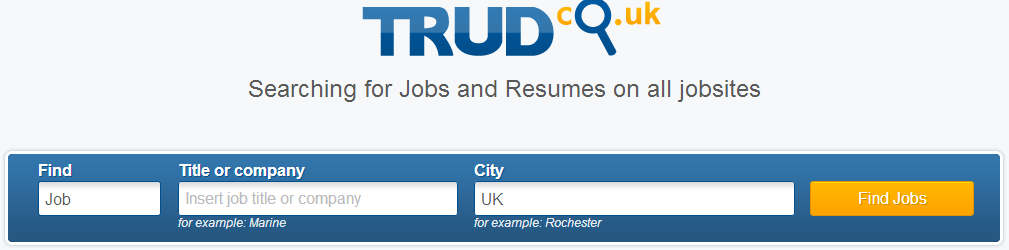 trud job search