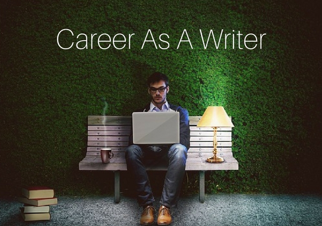 how to start a career as a writer