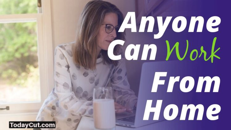 Work From Home Example