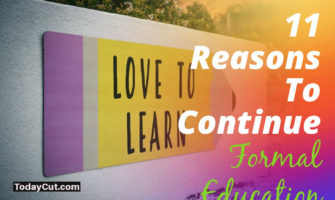 11 reasons to continue learning even after formal education