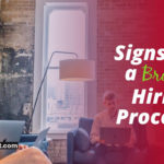 Broken Hiring Process