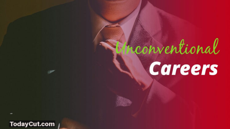 unconventional careers