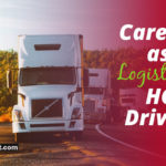 career as a logistics HGV driver