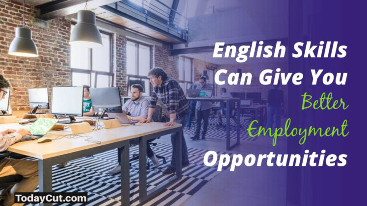 english employment opportunities