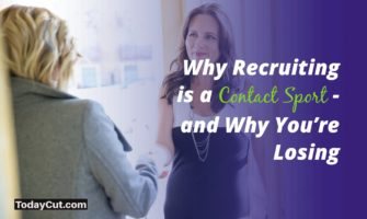 Why Recruiting is a Contact Sport