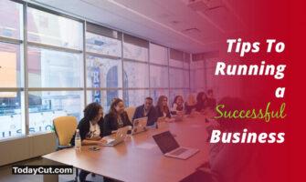 running successful business
