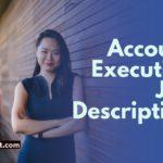 account executive job description sample