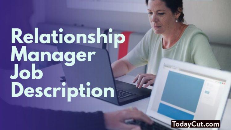 relationship manager job description