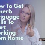 language skills to start working from home