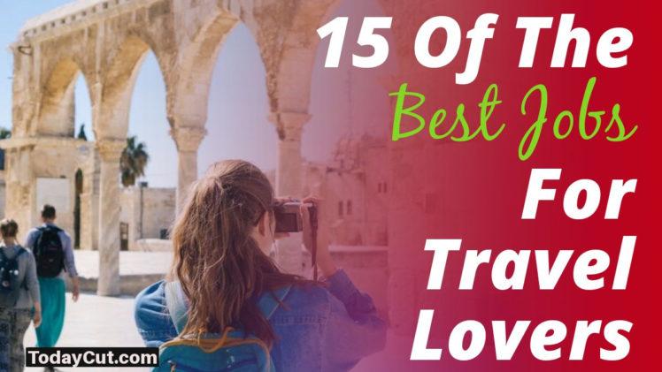 best jobs for travelers