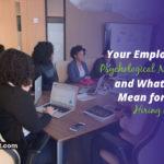 Employee Psychological Needs
